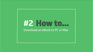 VLeBooks - How To Download an eBook to PC or Mac