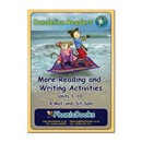 Image for Reading and writing activitiesUnits 1-10,: A mat & Sit Sam : Units 1-10